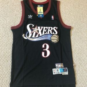 NWT stitched IVERSON jersey! S-XL